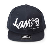 Billionaire Boys Club Men's LDN Snapback Cap - Navy/White