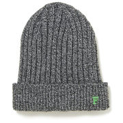 French Connection Men's Calvin Speckle Beanie Hat - Grey