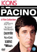 Al Pacino: And Justice For All/Scent of a Woman/Carlito's Way/Sea of Love/Scarface/Two For the Money