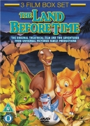 The Land Before Time 1, 2 en 3 (Lenticular Sleeve)