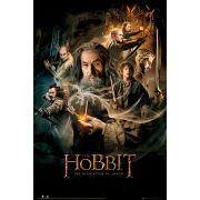 The Hobbit Desolation of Smaug One Sheet - Maxi Poster - 61 x 91.5cm