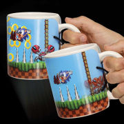 Sonic the Hedgehog 3D Motion Mug