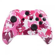 Official Xbox One Wireless Custom Controller - Pink Camo