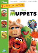 Muppets Triple Pack (The Muppets / Muppet Treasure Island / Muppet Wizard of Oz)