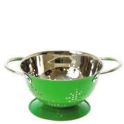 Colander Mini Stars - Green