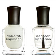 Deborah Lippmann Gel Lab Base and Top Coat Set (2 x 15ml)