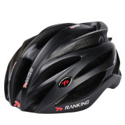 Ranking Feather+ Cycle Helmet - Black