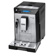 De'Longhi Eletta Plus Bean-to-Cup Coffee Machine - Silver/Black