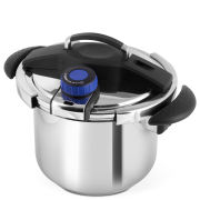 Morphy Richards Professional 6 Litre Pressure Cooker - Stainless Steel