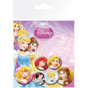Disney Princesses - Badge Pack