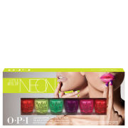 OPI Neons Collection Mini Pack - Little Bits of Neon