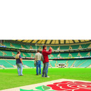 Tour of Twickenham with Gareth Chilcott