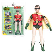 DC Comics Batman 1966 TV Series Robin 8 Inch Action Figure