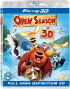 Open Season in 3D