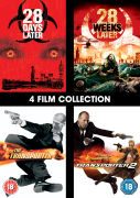 28 Days Later / 28 Weeks Later / The Transporter / Transporter 2