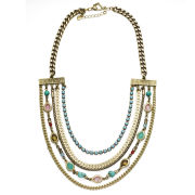 Martine Wester Necklace - Gold