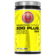 Powerman 100% Egg Plus Protein