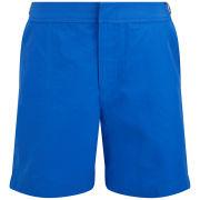 Orlebar Brown Men's Bulldog Mid-Length Swim Shorts - Bay Blue
