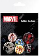 Marvel Extreme Mix - Badge Pack