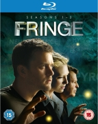 Fringe - Seasons 1-3