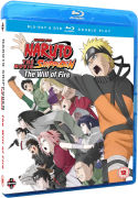 Naruto Shippuden The Movie 3: The Will of Fire - Limited Edition (Includes DVD)
