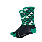 DeFeet Aireator 6 Inch Socks - Sako Pro Solitude Grey