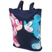 Disney Mickey and Minnie Kiss Tote Bag