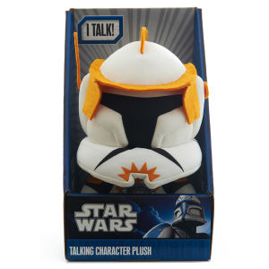 Star Wars Clone Wars - Talking Plush - Commander Cody 9 Inch