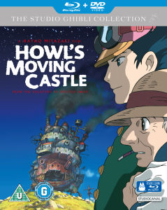 Howls Moving Castle - Double Play