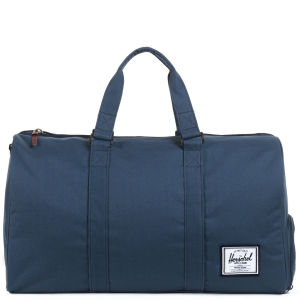 Herschel Novel Knitted Duffle Bag - Navy
