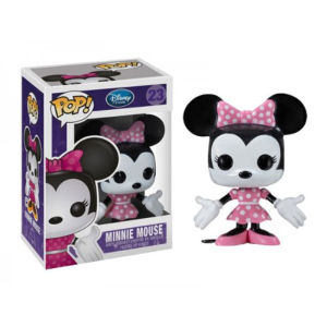 Figura Pop! Vinyl Disney - Minnie Mouse