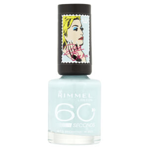 Rita Ora for Rimmel London 60 Seconds Nail Polish - Breakfast in Bed