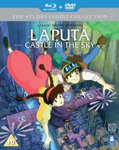Laputa: Castle In The Sky - Double Play (Bevat DVD en Blu-Ray Copy)