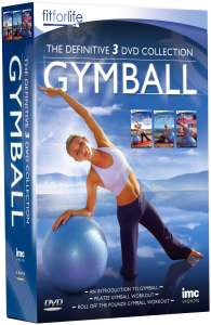 Gymball Definitive Triple DVD Box Set