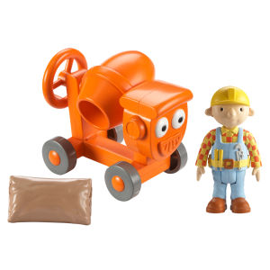 Bob The Builder Vehicle And Accessory Set - Dizzy