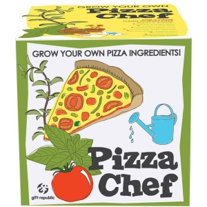 Sow and Grow Pizza Chef