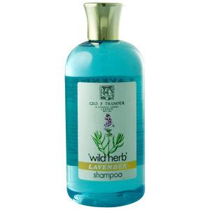Trumpers Lavender Herbal Shampoo - 200ml Travel