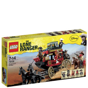 LEGO Lone Ranger: Stagecoach Escape (79108)