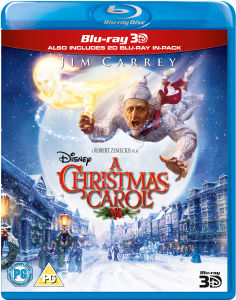 A Christmas Carol 3D (Bevat 2D Version)