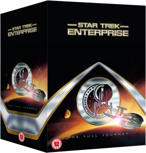 Star Trek Enterprise Complete Re-Package