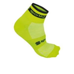 Sportful S Socks 6 - Yellow