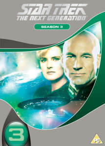 Star Trek The Next Generation - Season 3 [Slim Box]
