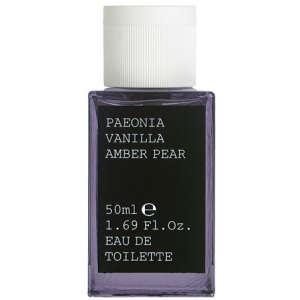 Korres Paeonia Vanilla Amber Pear Eau de Toilette 50ml