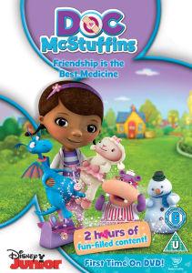 Doc McStuffins: Friendship is Best Medicine