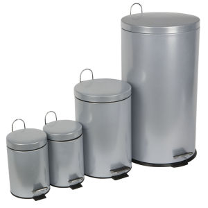 Set of 4 Pedal Bins