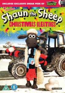 Shaun The Sheep: Christmas Bleatings