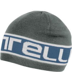 Castelli Unisex Stelvio Beanie - Laurel/Moonlight Blue