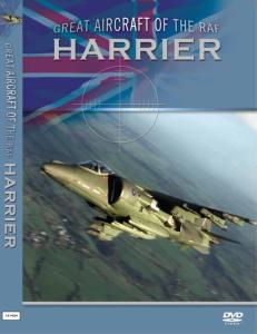 GREAT AIRCRAFT OF THE RAF - HARRIER