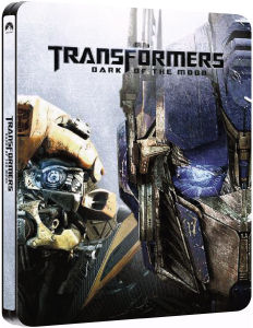 Transformers: Dark of the Moon - Steelbook Exclusivo de Zavvi (Edición Limitada)