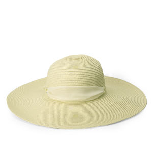 Boardman Bros Women's Floppy Sun Hat - Natural/Ivory